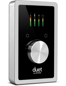Apogee Duet - 2 IN x 4 OUT USB Audio Interface for Mac and PC