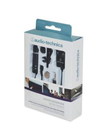 Audio Technica ATR3350iS - Omnidirectional Condenser Lavalier Microphone For Smartphones