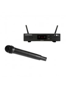 Audio Technica ATW-13 DE1 (482-512 Mhz) AT-One Handheld Transmitter System