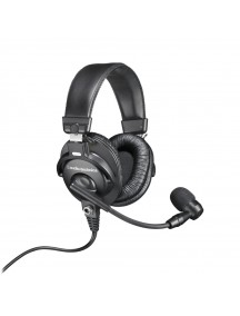 Audio Technica BPHS1 - Broadcast Stereo Headset / Headphone Mic