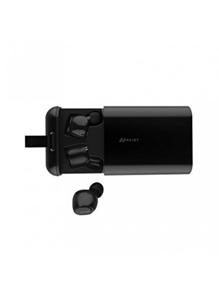 Aviot TE-D01b Black - Thru Wireless Earphone
