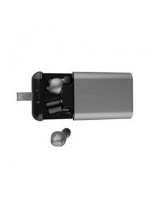 Aviot TE-D01b Gun Metal - Thru Wireless Earphone