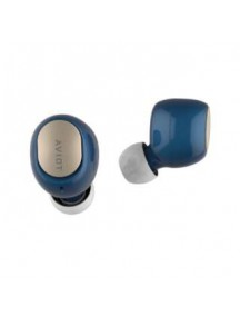 Aviot TE-D01b Navy Blue - Thru Wireless Earphone