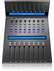 Icon Pro Audio QCon Pro XS - 8 Channel Extender for Qcon Pro X DAW Control Surface