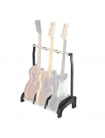 Konig & Meyer 17513 Three Guitar Stand Guardian 3