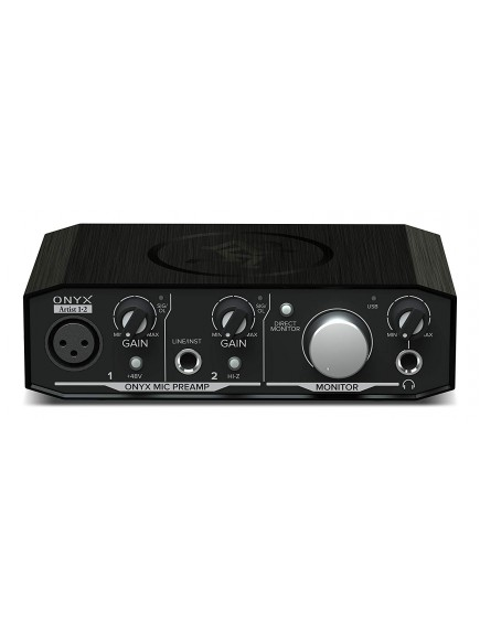 Mackie Onyx Artist 1-2 - 2x2 USB Audio Interface
