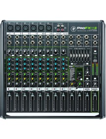 Mackie PROFX12V2 - 12 Channel Compact Mixer with USB and Effects