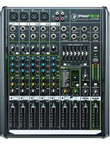 Mackie PROFX8V2 - 8 Channel Compact Mixer with USB and Effects