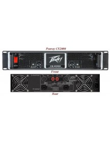 Peavey CS 2000 Power Amplifier