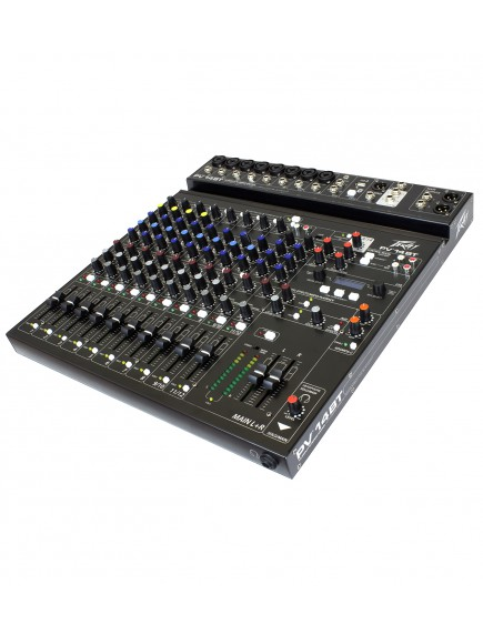 Peavey  PV 14 BT - 14 Channel Compact Mixer with Bluetooth