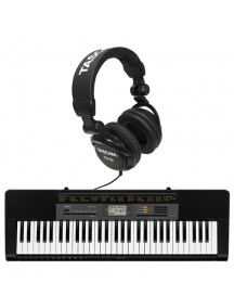Bundle Casio CTK 2500 Dan Tascam TH 02