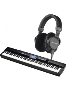 Bundle Casio Privia PX-360MBKC2 x Beyerdynamic DT 250