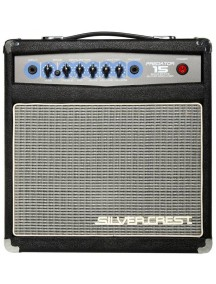SILVERCREST PREDATOR 15 - AMPLIFIER