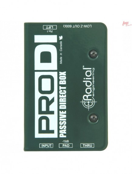 Radial Pro D1 Direct Box
