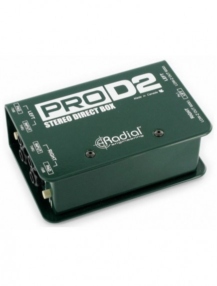 Radial Pro D2 Direct Box
