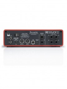 Focusrite Scarlett 18i8 2nd Gen Recording Soundcard
