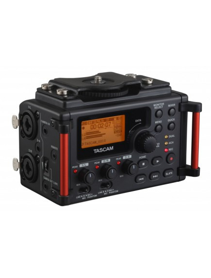Tascam DR-60D-MKII Recorder
