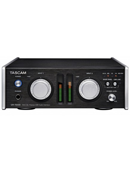Tascam UH-7000 Preamps