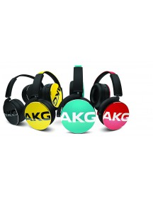 AKG Y50 Stylish Over-ear Headphones with Remote - Mic