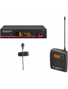 Sennheiser EW 122 G3 - Clip On Lavalier Microphone Wireless Set