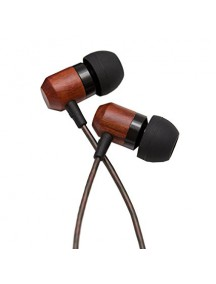 Shozy Zero Wood In Ear Earphones