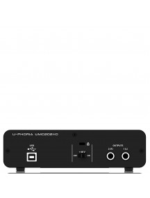 BEHRINGER U-PHORIA UMC202HD - Audio Interface