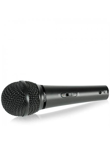 Behringer Ultravoice XM1800S Dynamic Cardioid Vocal and Instrument Microphone