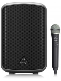 Behringer MPA100BT All in One 100W Speaker w Wireless Mic