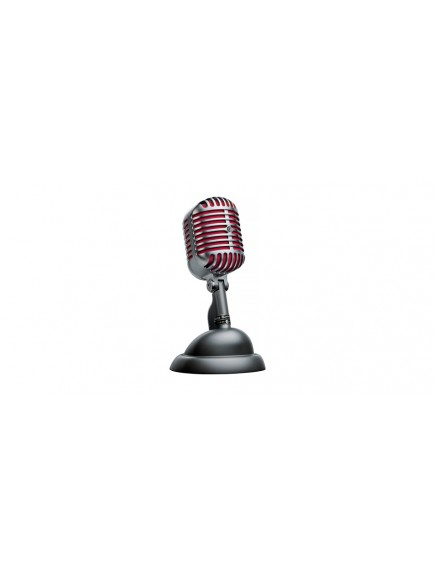 5575LE Unidyne® Limited Edition 75th Anniversary Vocal Microphone