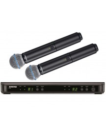 Shure BLX288 Beta58 Wireless Dual channel