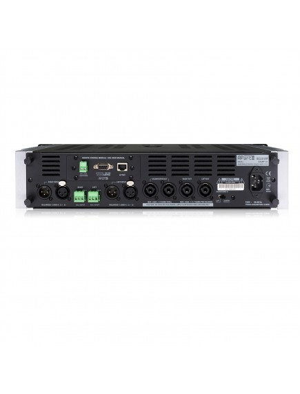 APART CHAMP 3D Convection cooled 3-channel digital power amplifier