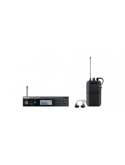 Shure PSM 300 with SE112G Stereo Personal Monitor Systems