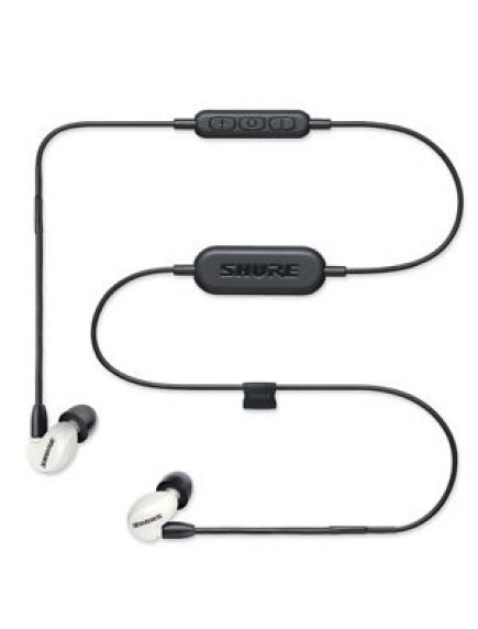 SHURE SE215-SPE-W-BT1 Sound Isolating Earphone Bluetooth