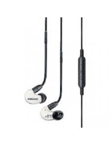 SHURE SE215-SPE-W-UNI Sound Isolating Earphone