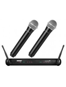 SVX288/PG28 Dual channels wireless system