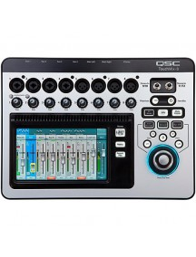 QSC TouchMix8  8 Channel Compact Digital Mixer