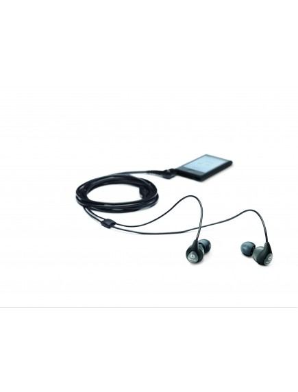 SHURE Earphone SE112 Gray