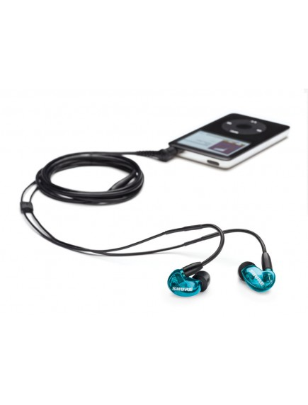 SHURE Earphone SE215 Special Edition (Blue)