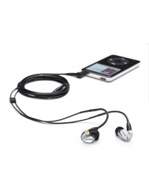 SHURE Earphone SE425 Metalic Silver
