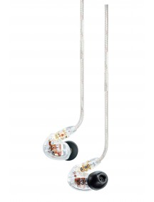 SHURE Earphone SE535 Clear