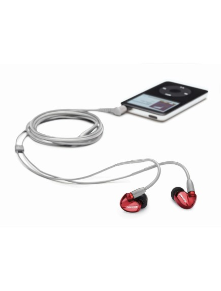 SHURE Earphone SE535 Limited Edition (RED)