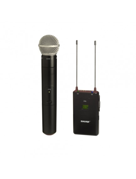 Shure FP25 SM58 Broadcast Microphone