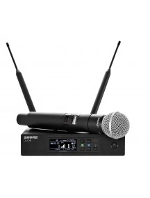 Shure QLXD24 SM58 Digital Wireless Microphone