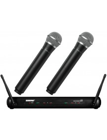 Shure SVX288 PG58 Wireless Dual Channel