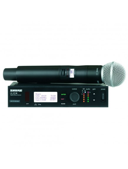 SHURE ULXD24 SM58 Digital Wireless Microphone